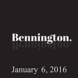 Bennington, January 6, 2016