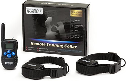 Pet Trainer Two Receiver Black