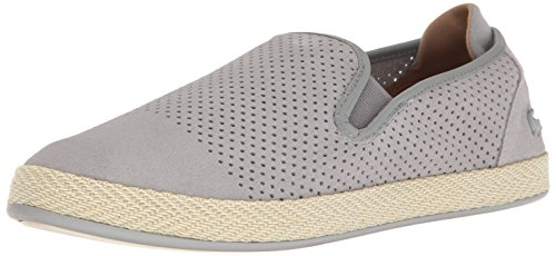 Lacoste Mens Tombre Slip-on Casual Chaussure Mode Sneaker Gris
