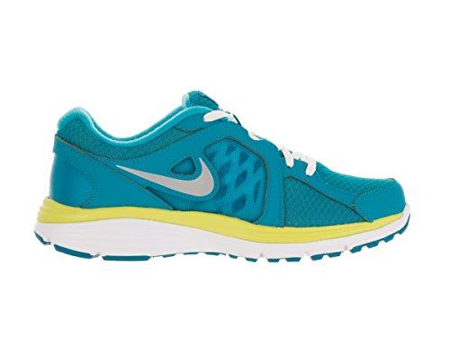 Nike Nk Double Fusn Courir Gs Bleu