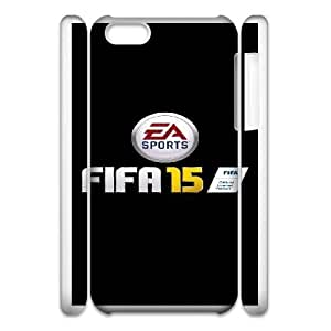 High Quality Specially Designed Skin cover Case iPhone 6 4.7 Inch Cell Phone Case 3D games FIFA 15 Official Logo