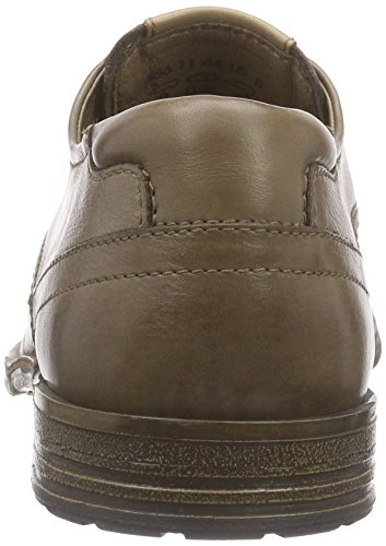 camel active Lugano 11 - Zapatos Derby Hombre Brown (Mushroom)