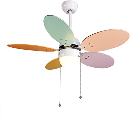 TSDS Ventilador Moderno Luz de Techo con Control Remoto Ventilador ...