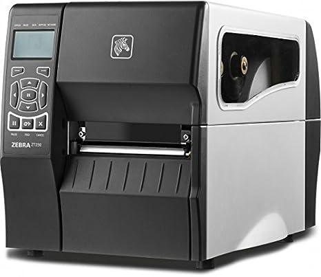 Zebra ZT410 - Impresora de Etiquetas (Térmica Directa/Transferencia térmica, 203 x 203 dpi, 356 mm/s, 10,4 cm, 3,99 m, 104 x 3988 mm)