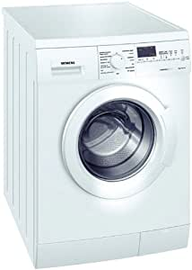 Siemens WM12E471EP Independiente Carga frontal 7kg 1200RPM Color blanco - Lavadora (Independiente, Carga frontal, Color blanco, Izquierda, 1,6 m, 7 kg)