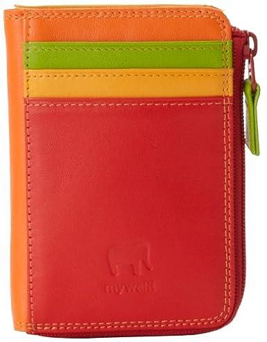 Amazon.com: MyWalit 334 – 12 – Monedero, Rojo, talla única ...