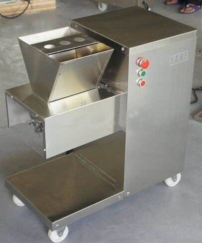 800 kg/h QW meat cutting machine, meat slicer, meat cutter,meat processing machine