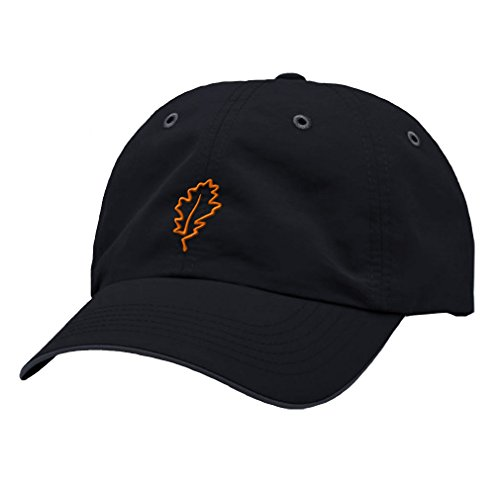 Speedy Pros Plants Oak Leaf Tree Embroidery Richardson Water Repellent Cap Hat   Navy Charcoal