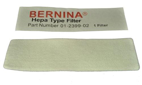 Bernina Vacuum Cleaner Hepa Exhaust Filter (Bernina Vacuum)