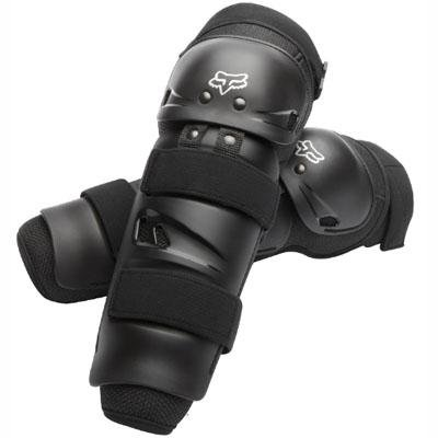 FOX Launch Sport Knee Pad, Black
