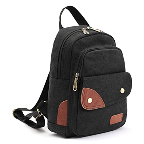 CLELO Small Mini Backpack Cute Little Backpack for Women