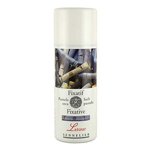 Pastel Fixative (Sennelier Latour Pastel Spray Fix 400MlOrm20)