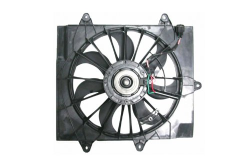 Chrysler Pt Cruiser Turbo Charged 04 05 Ac A/C Condenser Radiator Cooling Fan