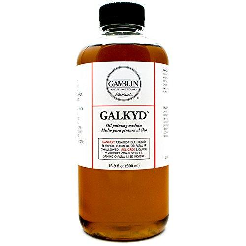 Gamblin Galkyd Medium 16ozorm-d