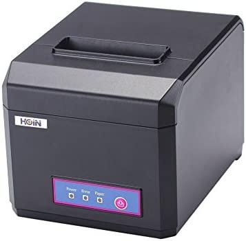 Hoin alta velocidad 80 mm & 58 mm POS Dot USB Impresora térmica de ...