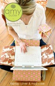 Amy Butler Laptop Cover & mp3 Case ()