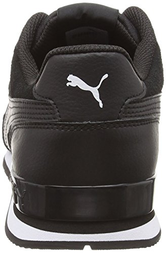 Adulte 01 Black St Noir Puma Mixte puma Puma SD V2 Black Basses Sneakers Runner 6xFO0qw4