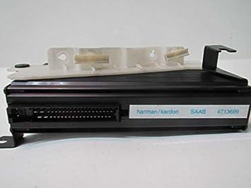 Used Radio Audio Amplificador Altavoces Sistema de sonido Harman Kardon 8 Número de pieza: 4713699