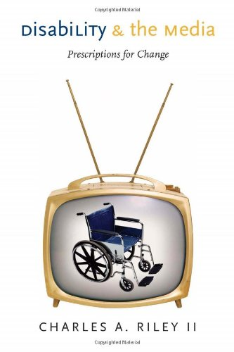 Download Disability and the Media: Prescriptions for Change (Disability Library) pdf epub