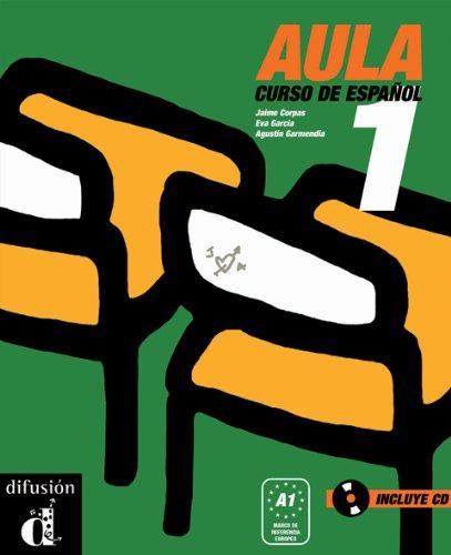 Aula 1. Libro del alumno+CD (Spanish Edition)