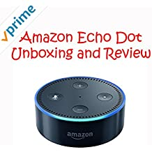 Review: Amazon Echo Dot Unboxing and Review
