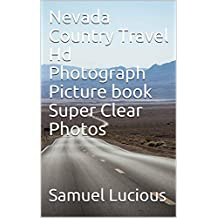 Nevada Country Travel Hd Photograph Picture book Super Clear Photos