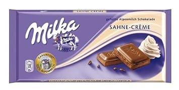 Milka Sahne Creme
