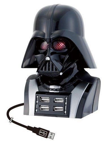 Star Wars Darth Vader USB HUB (4-Port)
