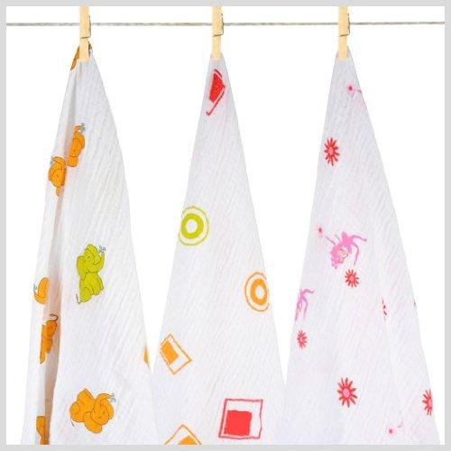 Aura Weavers – Baby Blankets – Muslin Swaddles (Boutique) – Princess Fairytale, Baby & Kids Zone