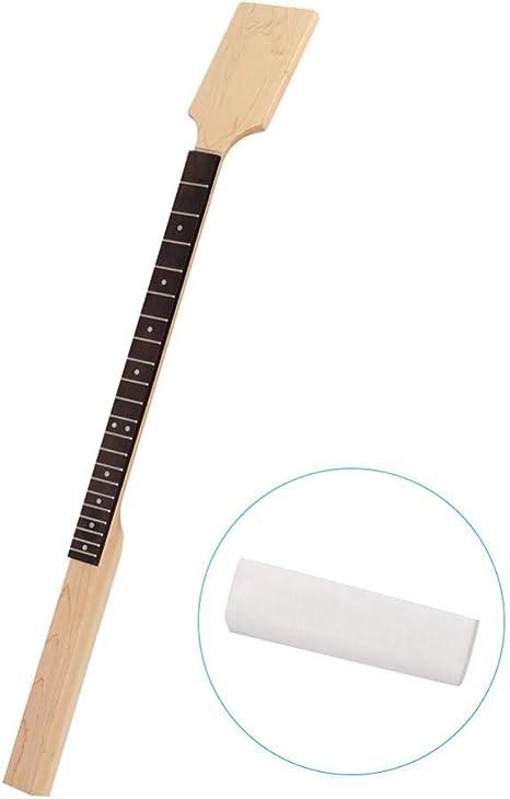 Guitarra Cuello de Arce Diapasón, Madera 21 Traste Guitarra ...