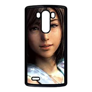 LG G3 Cell Phone Case Black Final Fantasy UBB Plastic Durable Case