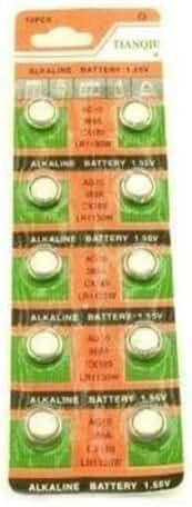 SE AG10 Batteries (Pkg. of 10)
