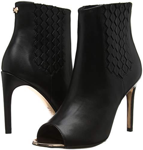 Women''s Boots black Ted Larizen Blk Pink Baker High RZw57fq