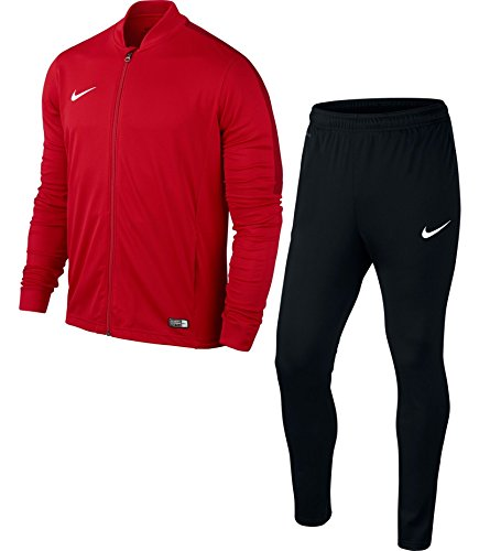 NIKE Men's Academy 16 Knit Tracksuit (XL, Red)