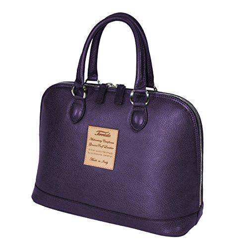 Terrida Marco Polo handbag - LE209 (Violet)