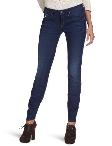 G-Star - Vaqueros skinny fit para mujer Azul (Dk Aged 089)