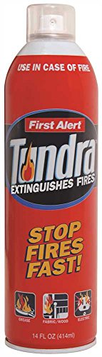 Tundra Spray Fire Suppressant