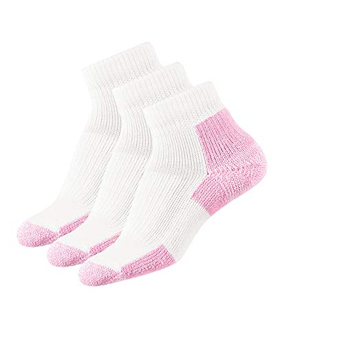 Thorlos Women's  DWMXW Walking Thick Padded Ankle Sock