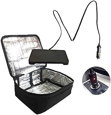 Betrg Mini portátil horno almuerzo contenedores calentador de ...