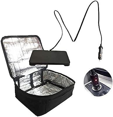 Betrg Mini portátil horno almuerzo contenedores calentador ...