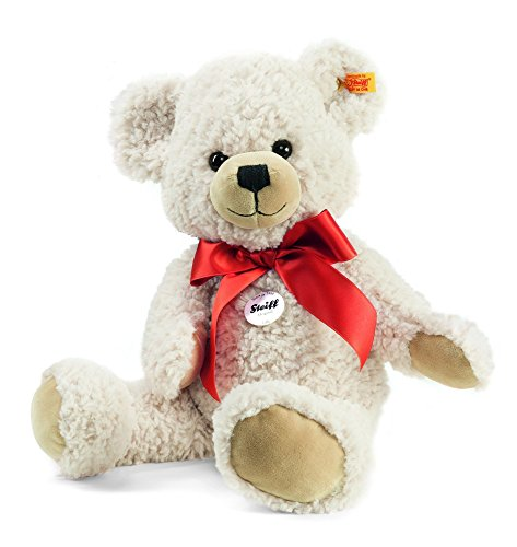 Steiff Lilly Dangling Teddy Bear Plush, Cream, 40cm