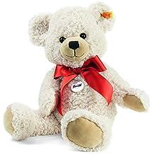 Steiff Lilly Dangling Teddy Bear Plush, Cream, 40cm