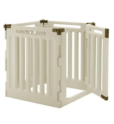 Richell Convertible Indoor and Outdoor Dog Pen