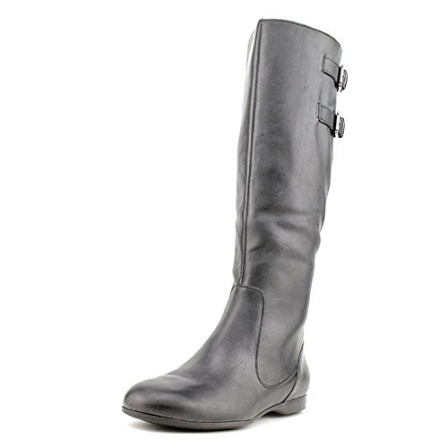 (Enzo Angiolini Women Zarynn Dress Boots, Black, Size)