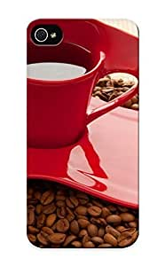 [2ef4c3946 plus 5.573]premium Phone Case For Iphone 6 plus 5.5/ Coffee Coffee Beans Tpu Case Cover(best Gift Choice)
