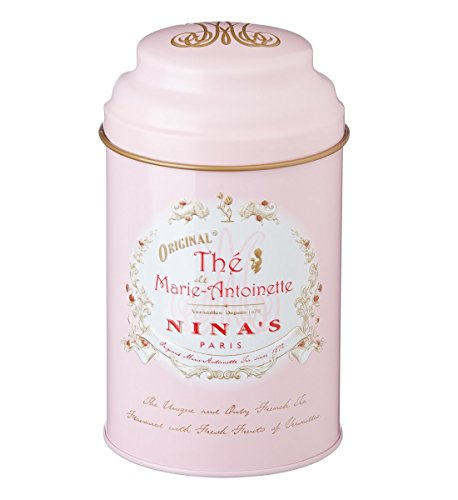 (Tea L'Original MARIE-ANTOINETTE PINK TIN)