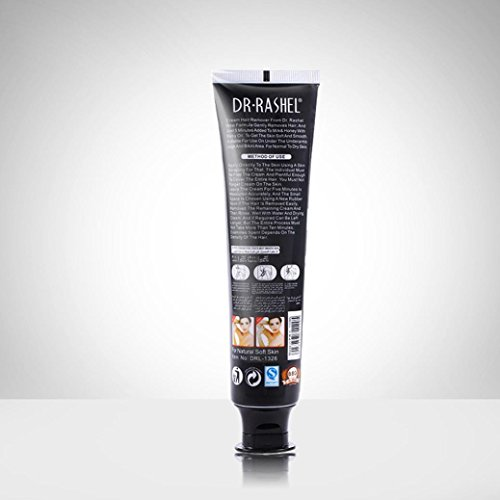 hunpta Painless Depilatory Hair Removal Cream 110g for Body Leg Armpit Unisex B 5lexB