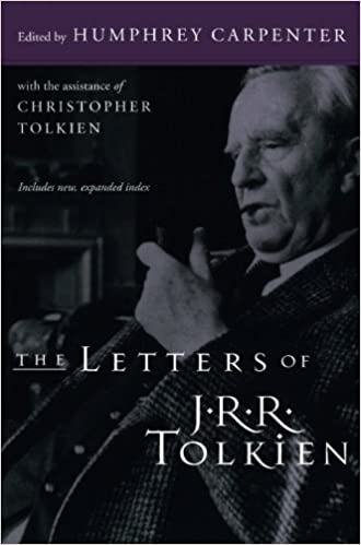 The letters of J.R.R. Tolkien: a selection