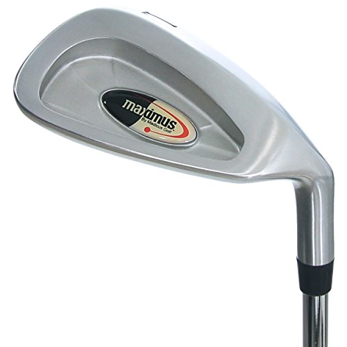 Medicus Golf Maximus Hittable Weighted Lob Wedge Swing Trainer, Right-Hand (Wedge Swing Trainer)