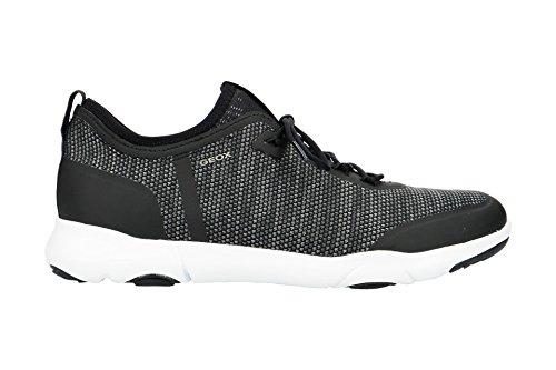 0006k Geox U826ba Zapato Negro C9999 7EqnE0wxr